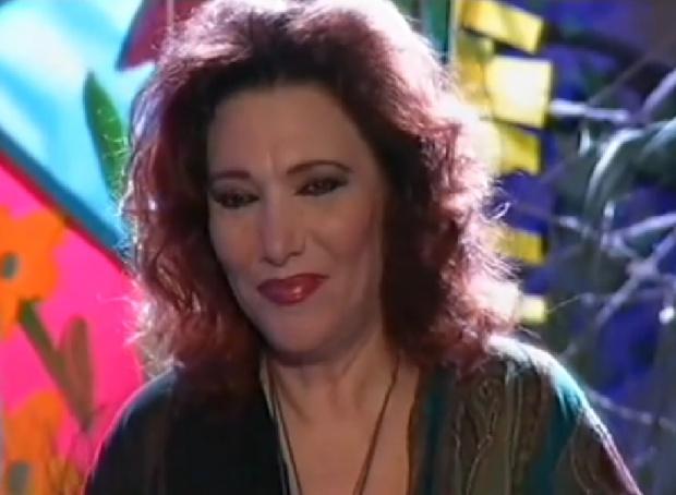 Η Ελένη Βιτάλη στο «Αλ Τσαντίρι»