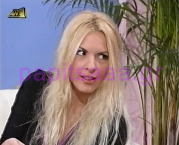 Η Αννίτα Πάνια στον Πρωινό Καφέ (1999)