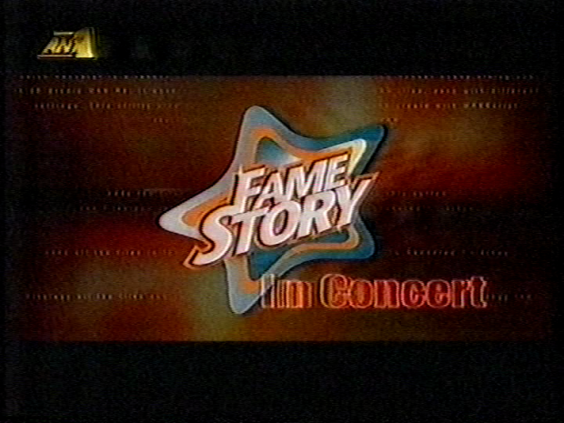 Fame Story 1 – Το πρώτο Live