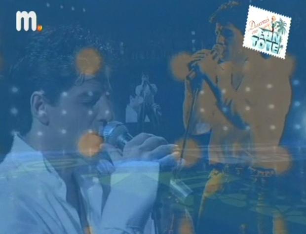 Ο Σάκης Ρουβάς στο Ciao Ant1 (1994)