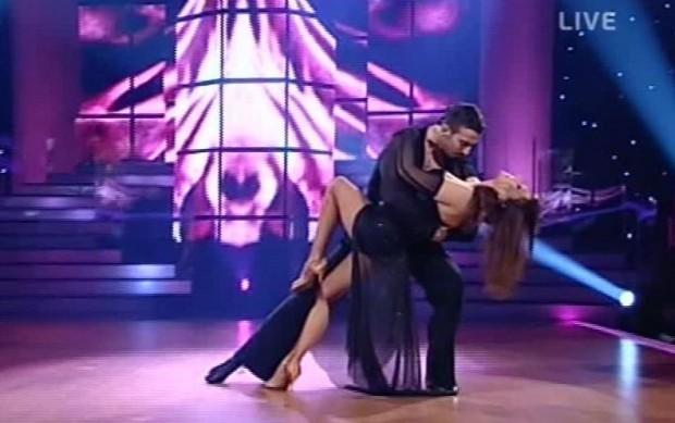 Η Καίτη Γαρμπή στο «Dancing with the Stars» (βίντεο)