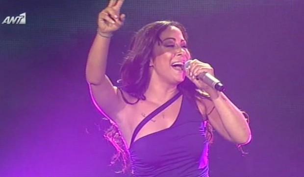 Η Μελίνα Ασλανίδου στο «Thalassa People Stage» (βίντεο)