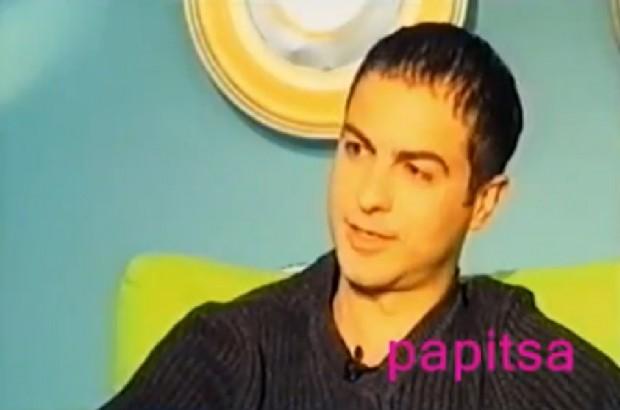 Ο Νεκτάριος Σφυράκης στο Mega Star (βίντεο)