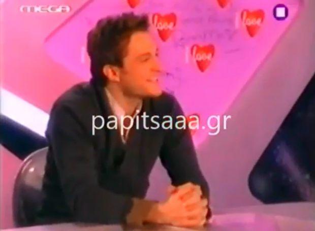 Ο Γιώργος Καραμίχος στο «I love TV» (βίντεο)