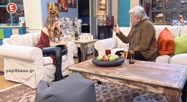 Ο Άγγελος Αντωνόπουλος στο «Μη Χανόμαστε» (βίντεο)
