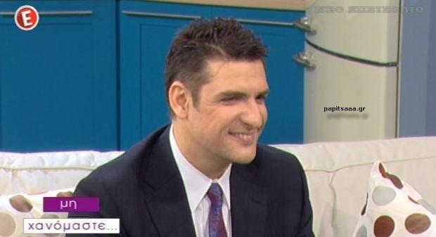 Ο Χρίστος Αντωνιάδης στο «Μη Χανόμαστε» (βίντεο)