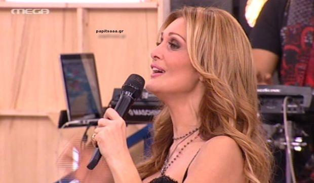 Η Νατάσα Θεοδωρίδου και ο Γιώργος Θεοφάνους στο «Mega με Μία – Night Edition» (βίντεο)