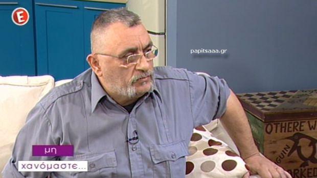Ο Ιάσων Τριανταφυλλίδης στο «Μη Χανόμαστε» (βίντεο)