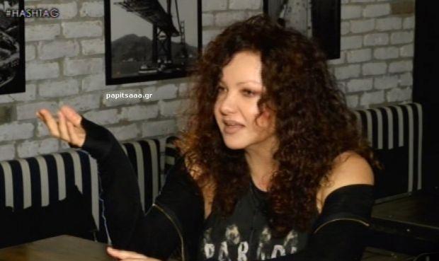 Η Σοφία Αρβανίτη μιλάει στην εκπομπή «Hashtag» (βίντεο)