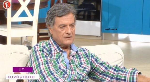 Ο Γιάννης Πετρόπουλος στο «Μη Χανόμαστε» (βίντεο)