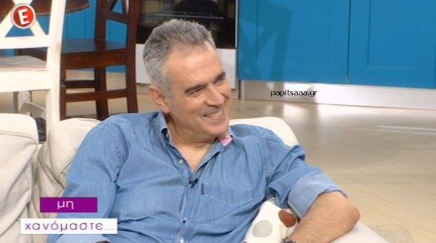 Ο Νίκος Διαμανταρίδης στο «Μη Χανόμαστε» (βίντεο)