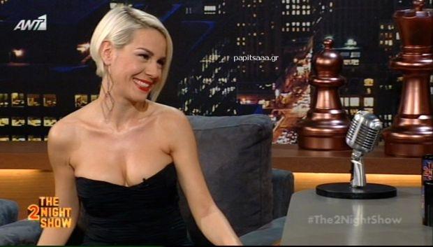 Η Ράνια Κωστάκη στο «The 2night show» (βίντεο)