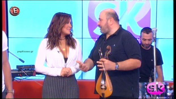 Ο Νίκος Ζωιδάκης στο «Επιτέλους Σαββατοκύριακο» (βίντεο)